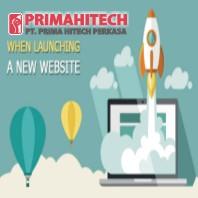 INTRODUCING : PT. PRIMA HITECH PERKASA WEBSITE