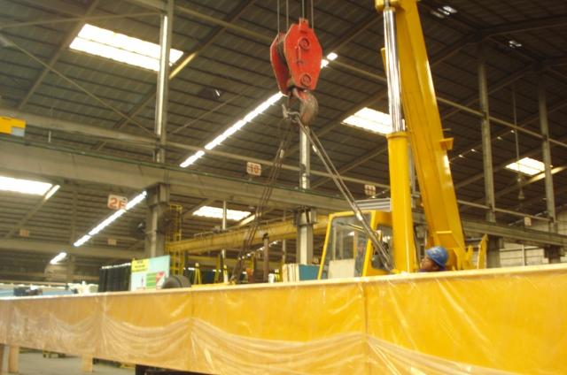 Install Crane