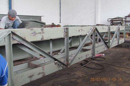 Manufacture of Crane